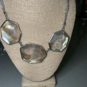 C&I statement necklace